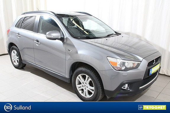 Mitsubishi ASX Instyle+ 1.8-116 ClearTec 4WD