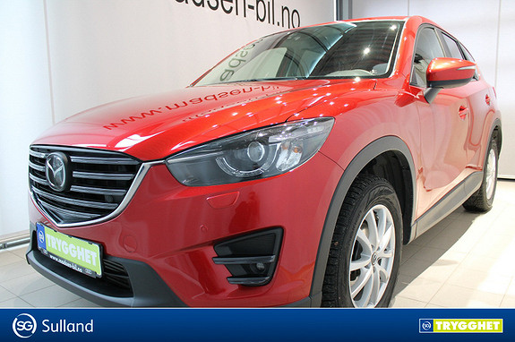 Mazda CX-5 2,2D 150hk Optimum 4x4 aut. ADAPTIV CRUISE, NAVI, KROK,