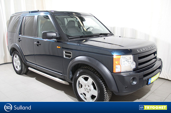 Land Rover Discovery 3 2,7 TD V6 HSE aut.