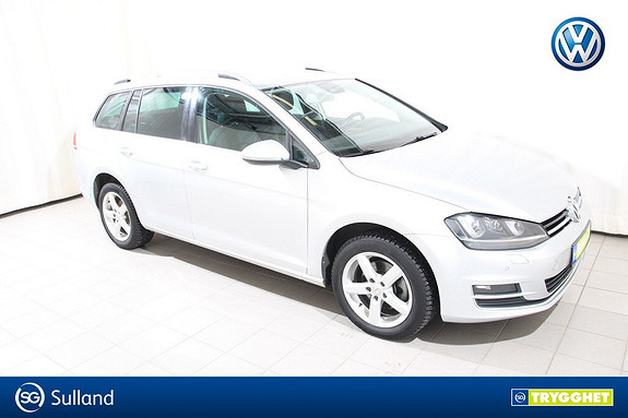 Volkswagen Golf 2,0 TDI 150hk Highline 4MOTION