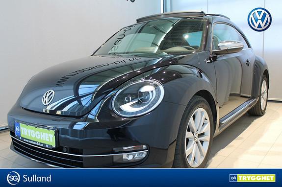 Volkswagen Beetle 1,4 TSI 160hk DSG Fender Special Edition Delskinn, Mult
