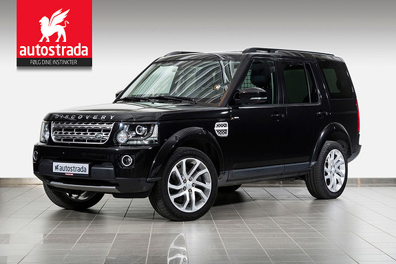 Land Rover Discovery 3.0SDV6 256hk Premium Pack