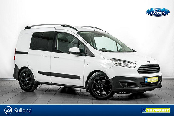 Ford Transit Courier 1,5 TDCi 75hk Ambiente DAB