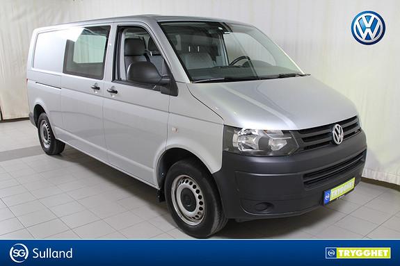 Volkswagen Transporter 2,0 TDI 140hk 4M u/vindu lang Lav km