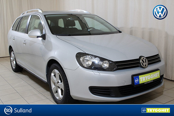 Volkswagen Golf 1,6 TDI 105hk Highline 4Motion DEFA