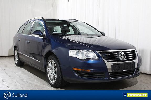 Volkswagen Passat 1,9 TDI BlueMotion Dieselvarmer