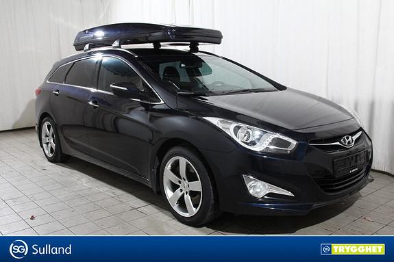 Hyundai i40 1,7 CRDi 115hk Comfort