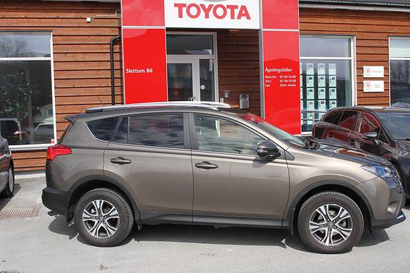 Toyota RAV4 2,0 4WD Executive CVT HENGERFESTE, DAB+, NAVI, RYGGEKAMERA  2015, 53157 km, kr 389000,-