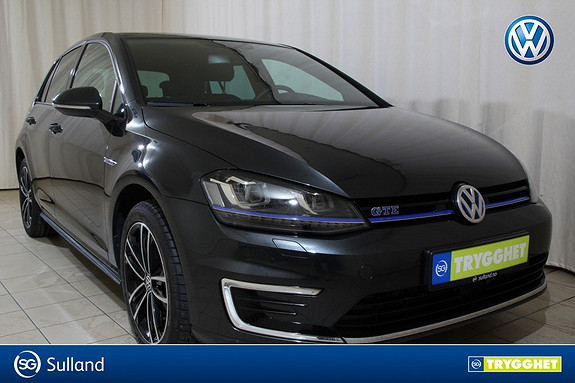Volkswagen Golf GTE 1.4 150