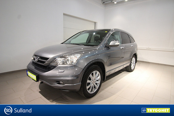 Honda CR-V 2,2 i-DTEC Executive Adv 4WD En eier.