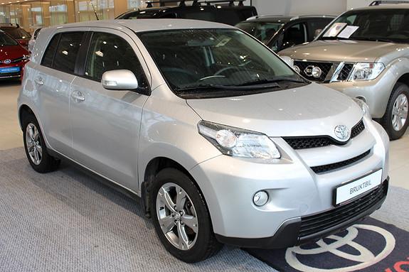 Toyota Urban Cruiser 1.4 D-4D AWD m/parkvarmer  2014, 52806 km, kr 208000,-