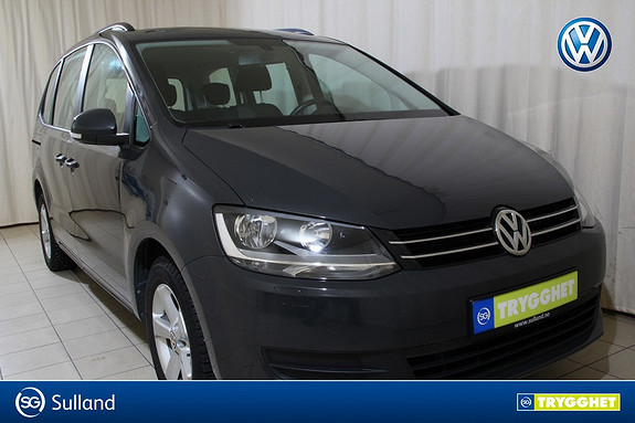 Volkswagen Sharan 2,0 140 TDI BMT Trendline 7-seter,