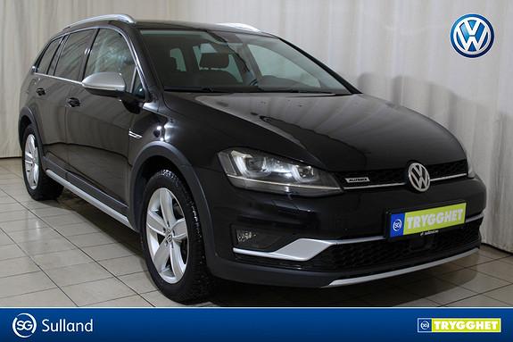 Volkswagen Golf Alltrack 2,0 TDI 184hk 4MOTION DSG MASSE UTSTYR