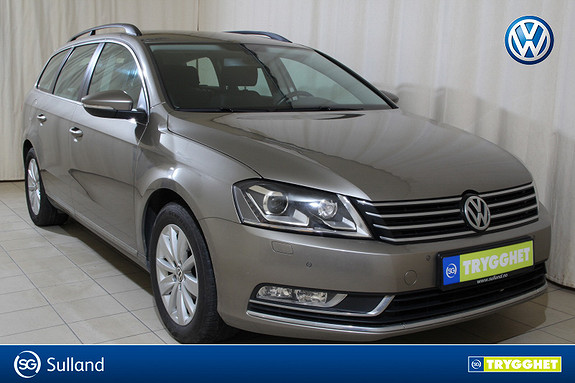 Volkswagen Passat 1,6 TDI 105hk BMT Business Edition