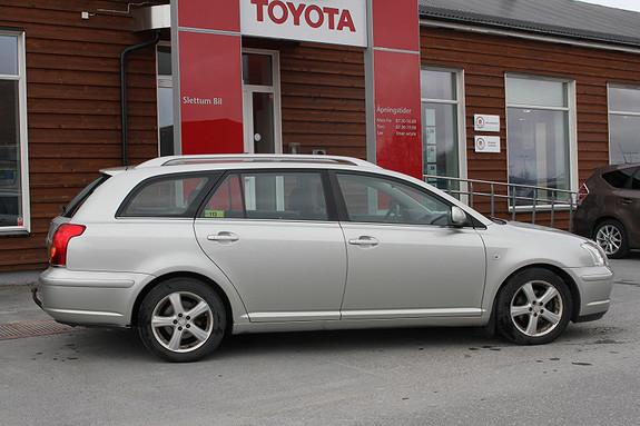 Toyota Avensis 1,8 Sol Business HENGERFESTE, MOTORVARMER  2005, 152000 km, kr 65000,-