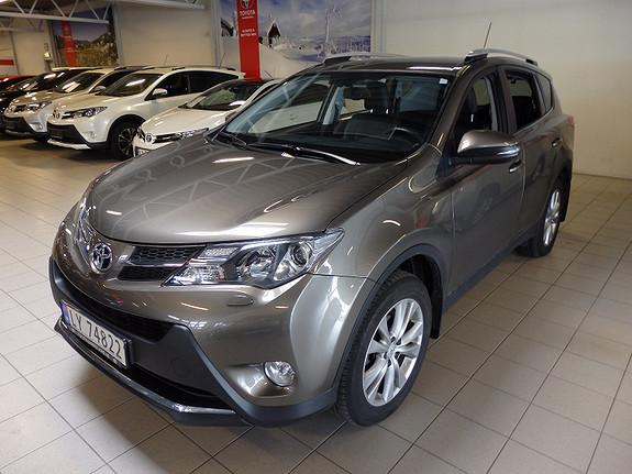 Toyota RAV4 2.2 D-CAT EXECUTIVE  2013, 55000 km, kr 369000,-