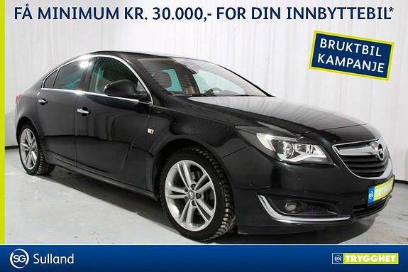 Opel Insignia 2,0 CDTi 130hk Aut Premium