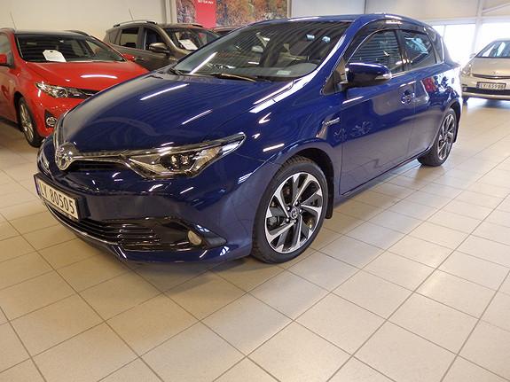 Toyota Auris 1.8 STYLE  2016, 13200 km, kr 279000,-