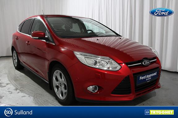 Ford Focus 1,6 TDCi 115hk Titanium