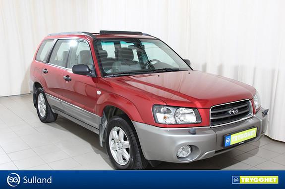 Subaru Forester 2,0 X 67 Business Påskeklar bil,hengerf., EU godkjent.
