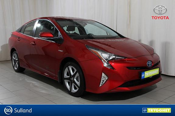 Toyota Prius 1,8 VVT-i Hybrid Executive Adaptive Cruisekontroll