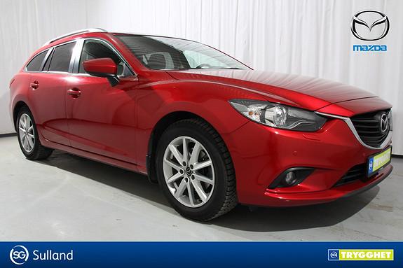 Mazda 6 2,0 165hk Vision aut.