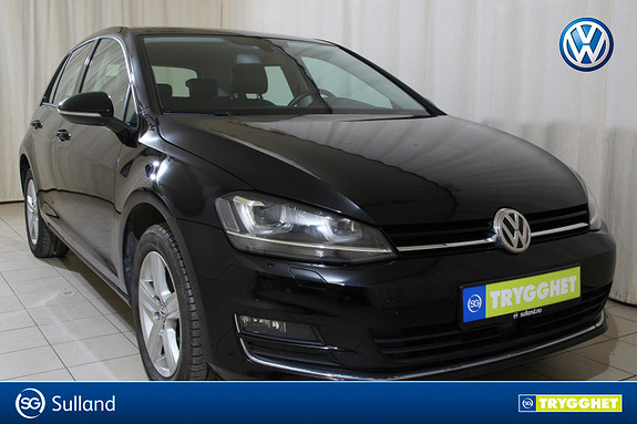 Volkswagen Golf 1,6 TDI 110hk Highline 4MOTION