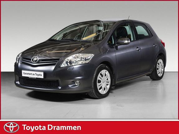 Toyota Auris 1,33 Dual VVT-i  Stop&Start Advance  2011, 76400 km, kr 129000,-
