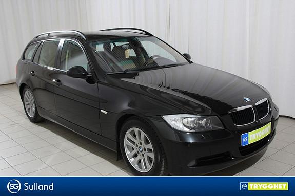 BMW 3-serie 320d Touring Automat