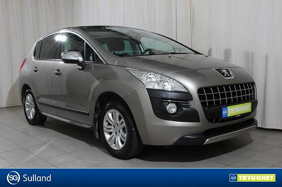 Peugeot 3008 1,6 Premium Pack HDi DPF EMG 109 hk Automat,panoramatak