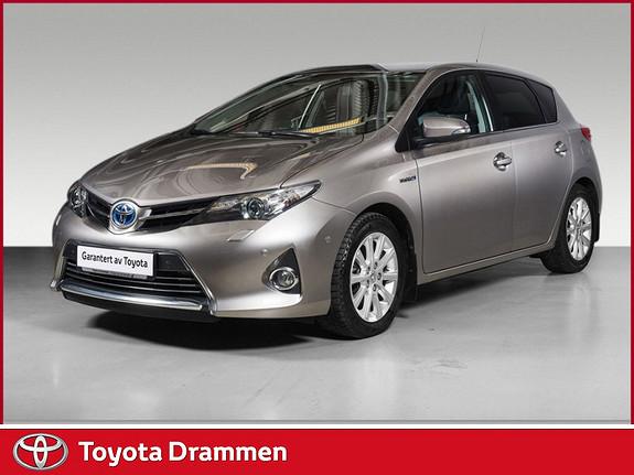 Toyota Auris 1,8 Hybrid E-CVT Executive  2013, 67950 km, kr 194000,-