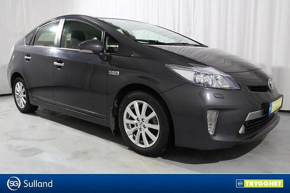 Toyota Prius 1,8 VVT-i Plug-in Hybrid Advance