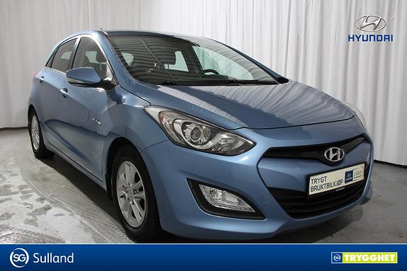 Hyundai i30 1,6 CRDi 110hk Comfort