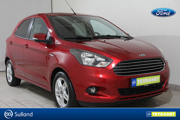 Ford Ka+ 1,2 Ti-VCT 85hk DAB-RYGGESENSORER-BLUETOOTH-