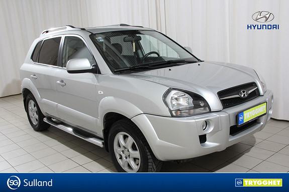 Hyundai Tucson 2,0 CRDI Premium 4WD Manuell