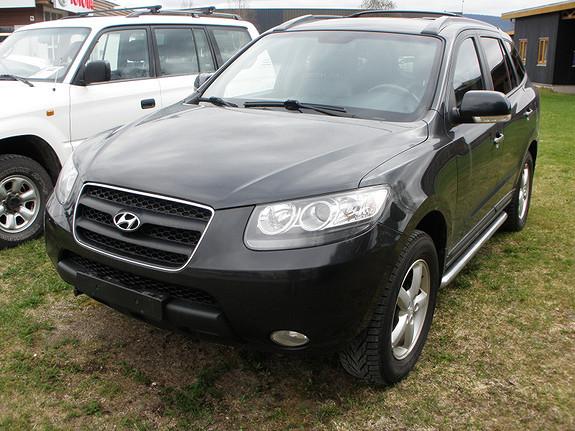 Hyundai Santa Fe 2,2 CRDI Premium 4WD AT  2009, 211200 km, kr 145000,-
