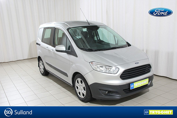 Ford Transit Courier 1,5 TDCi 75hk Trend