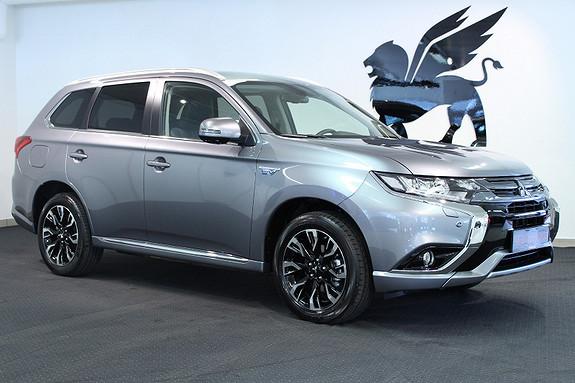 Mitsubishi Outlander PHEV Instyle+ Plug-in hybrid
