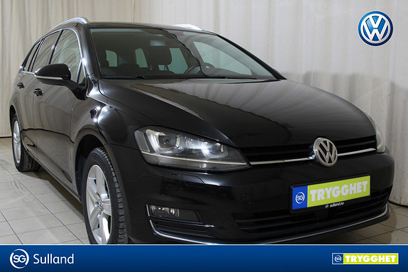 Volkswagen Golf 1,6 TDI 110hk Highline