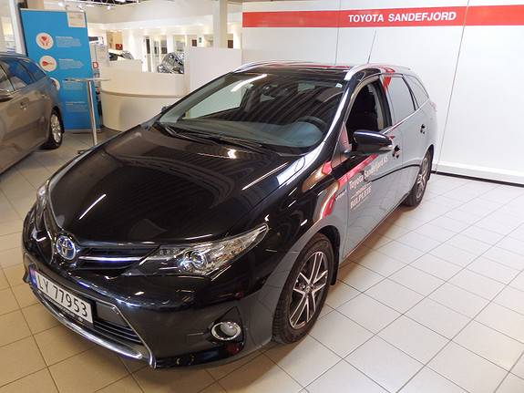 Toyota Auris 1.8 TS ACTIVE+  2015, 48000 km, kr 249000,-