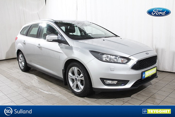 Ford Focus 1,0 EcoBoost 125hk Sport DAB