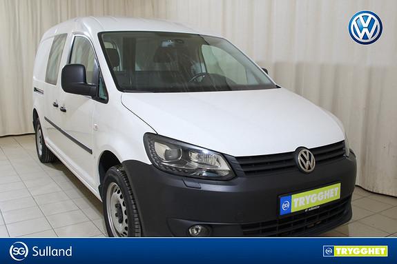 Volkswagen Caddy 1.6 102 TDI BMT MAXI
