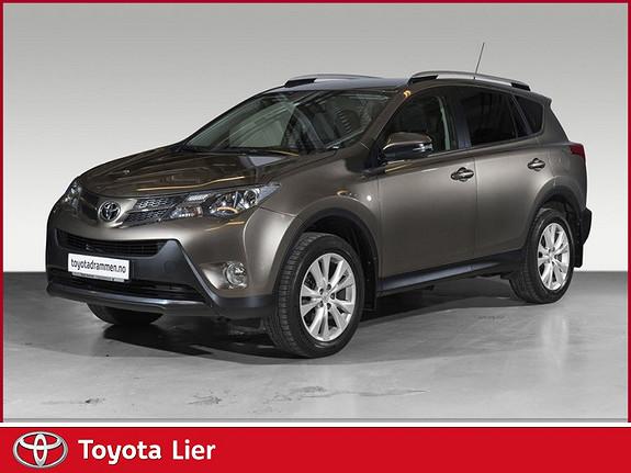 Toyota RAV4 2,0 4WD Multidrive S Active Navi, hengerfeste, krok , m  2013, 84600 km, kr 309000,-