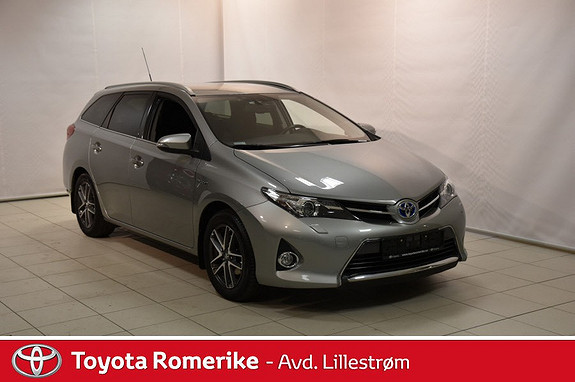 Toyota Auris 1,8 Hybrid E-CVT Active+  2014, 44019 km, kr 229000,-