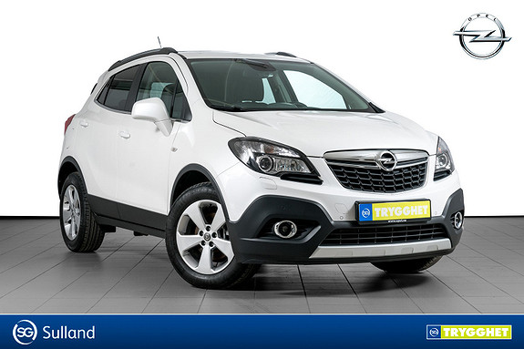 Opel Mokka 1.4T 140hk 4X4 Premium SKINN-NAVI-DAB-USB-BOSE-BIXENON