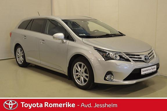 Toyota Avensis 2,0 D-4D 124hk Advance Tilhengerfeste  2012, 104000 km, kr 199000,-