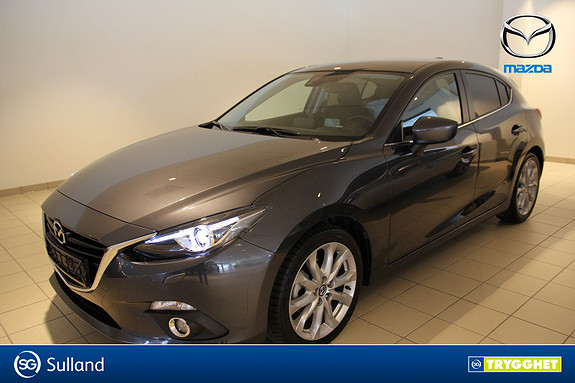 Mazda 3 2,2D 150hk Optimum