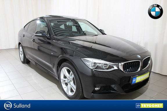 BMW 3-serie 320d xDrive Touring 190hk 100 Edition aut M Sport, Pano