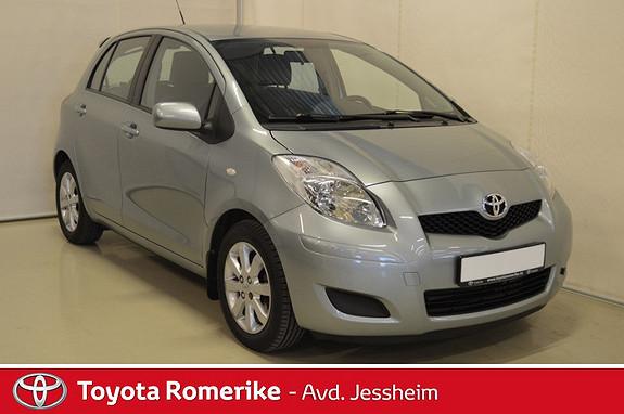 Toyota Yaris 1,4 D-4D Sol  2010, 90700 km, kr 94500,-
