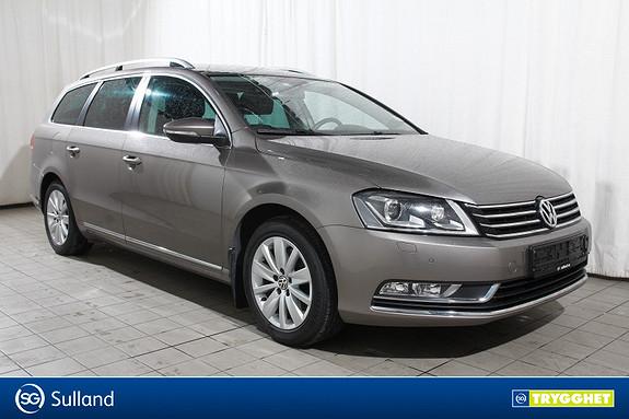 Volkswagen Passat 1,6 TDI 105hk BMT Comfortline BiXenon-Aut.Klima-PDC-